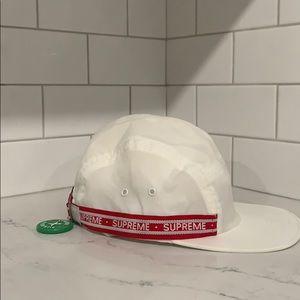 Supreme tonal camp cap